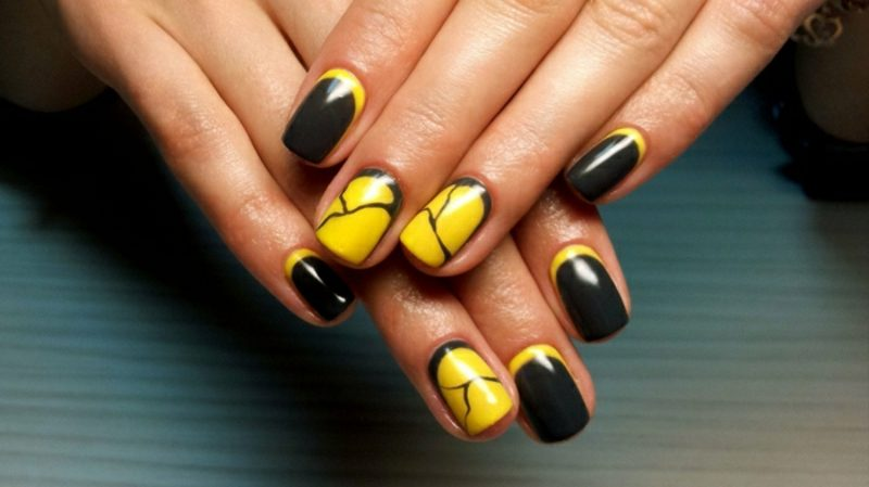 nageldesign Trends Winter 2016