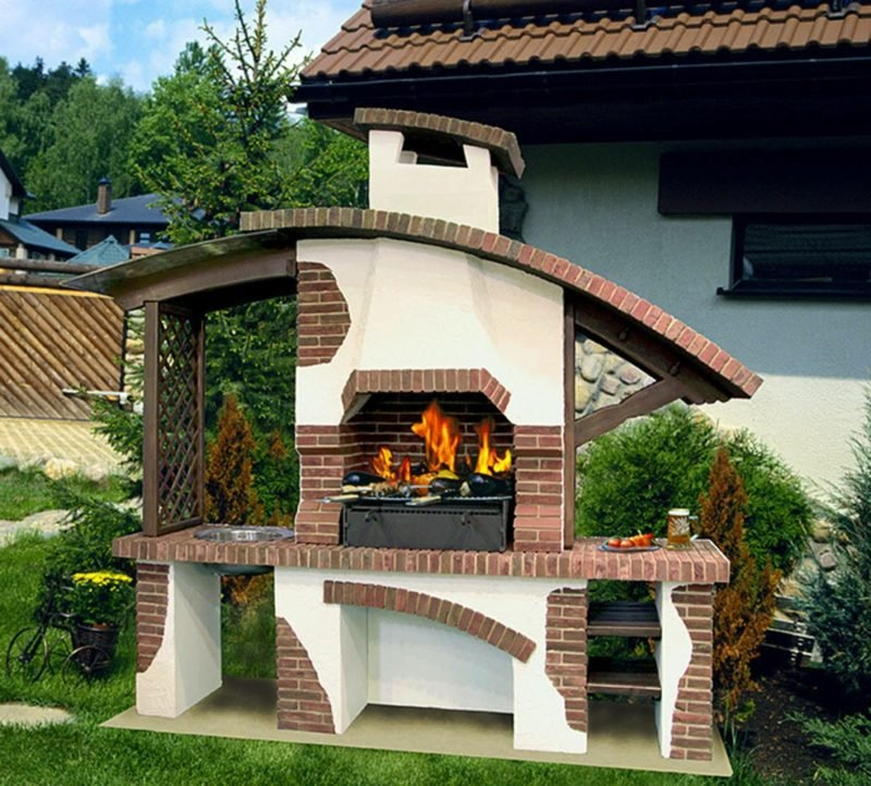 Garten Grill Selber Bauen Pictures to pin on Pinterest