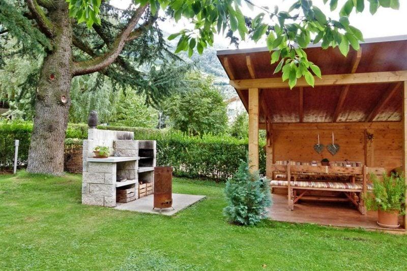 origineller Gartengrill Ideen und Inspirationen