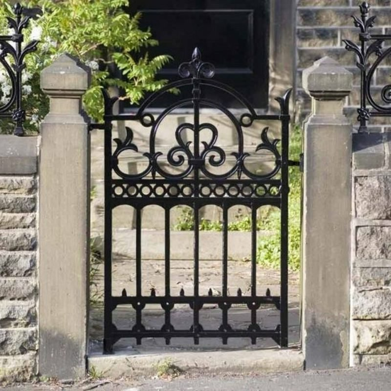 Metallgartentore metal garden gates wrought iron ideas