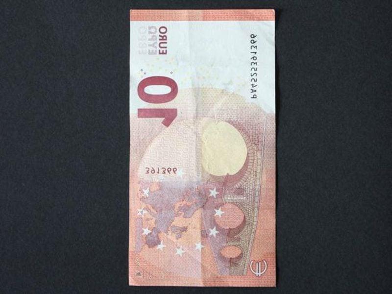 Geldschein 10 Euro