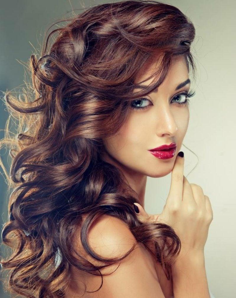Haare färben Mondkalender