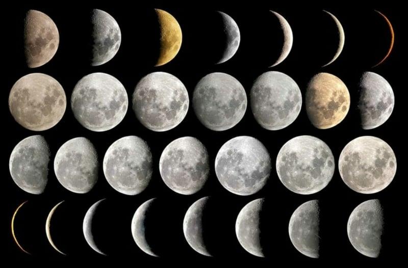 Haare f rben nach dem mondkalender tipps f r ein sch nes - Mondkalender heute fenster putzen ...