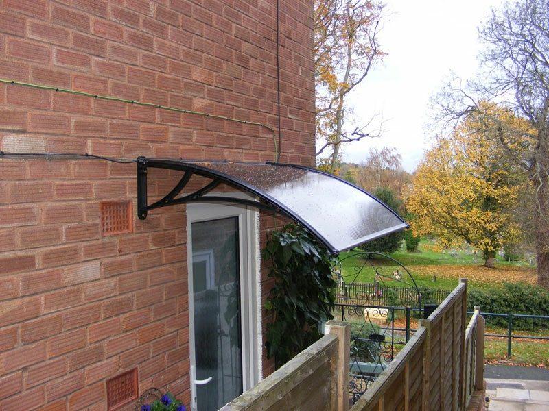 hausturuberdachung canopy