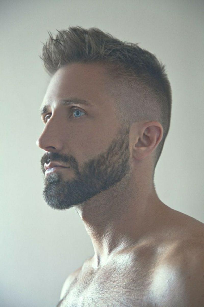 Fade Kurzhaarschnitt Männerfrisuren