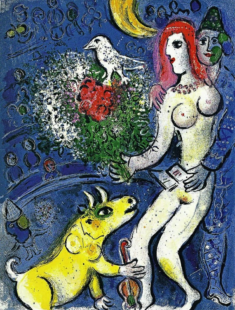 Marc Chagall Werke