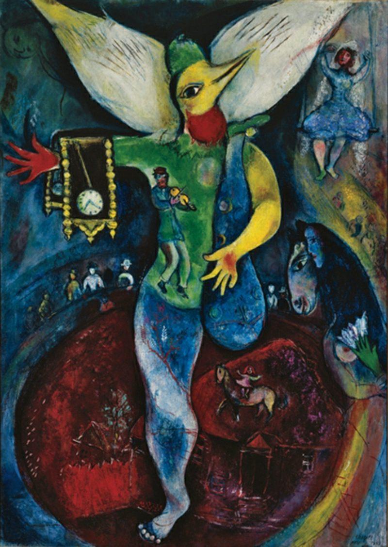 Marc Chagall Werke judisches-museum-2