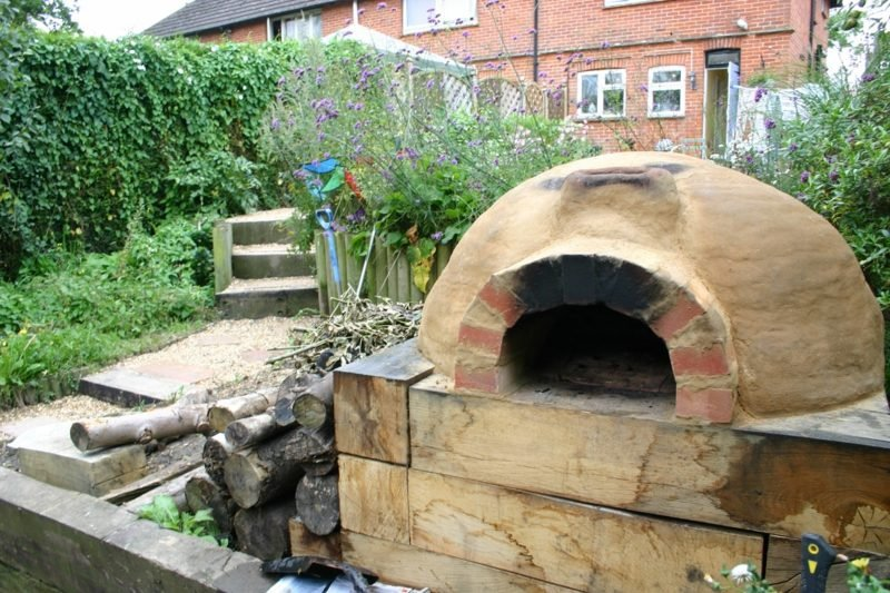 Image Result For Pizzaofen Garten Selber Bauen