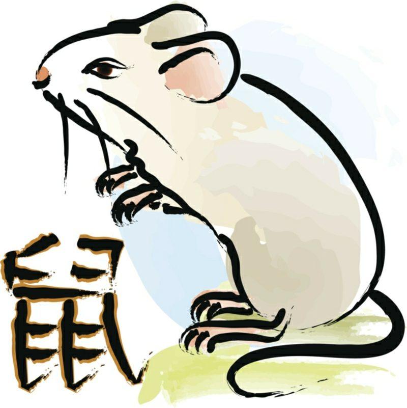 Chinesisches Jahreshoroskop 2015 Ratte