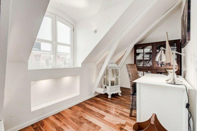 skandinavisch wohnen penthousewohnung