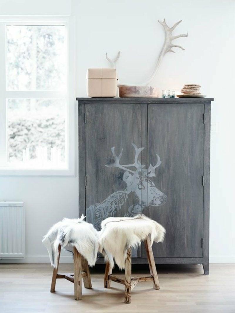 Skandinavisch wohnen 50 schicke ideen   innendesign, möbel   zenideen