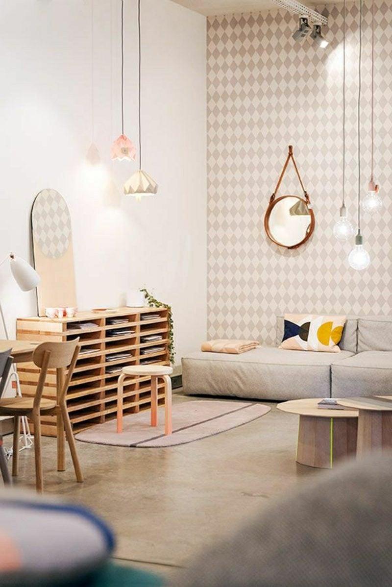 Einrichtung Skandinavisch skandinavisch wohnen 50 schicke ideen innendesign möbel zenideen