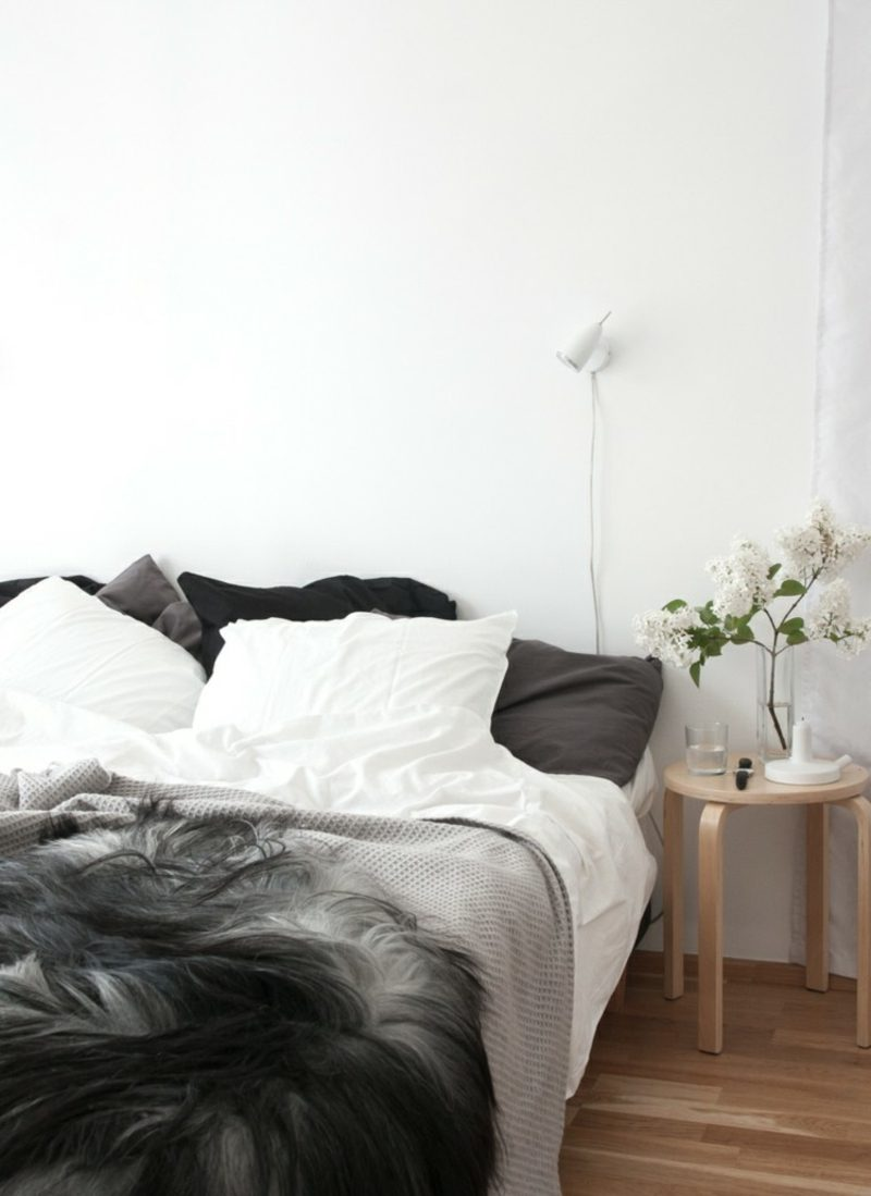 Skandinavisch wohnen 50 schicke ideen innendesign m bel for Beistelltisch skandinavisch