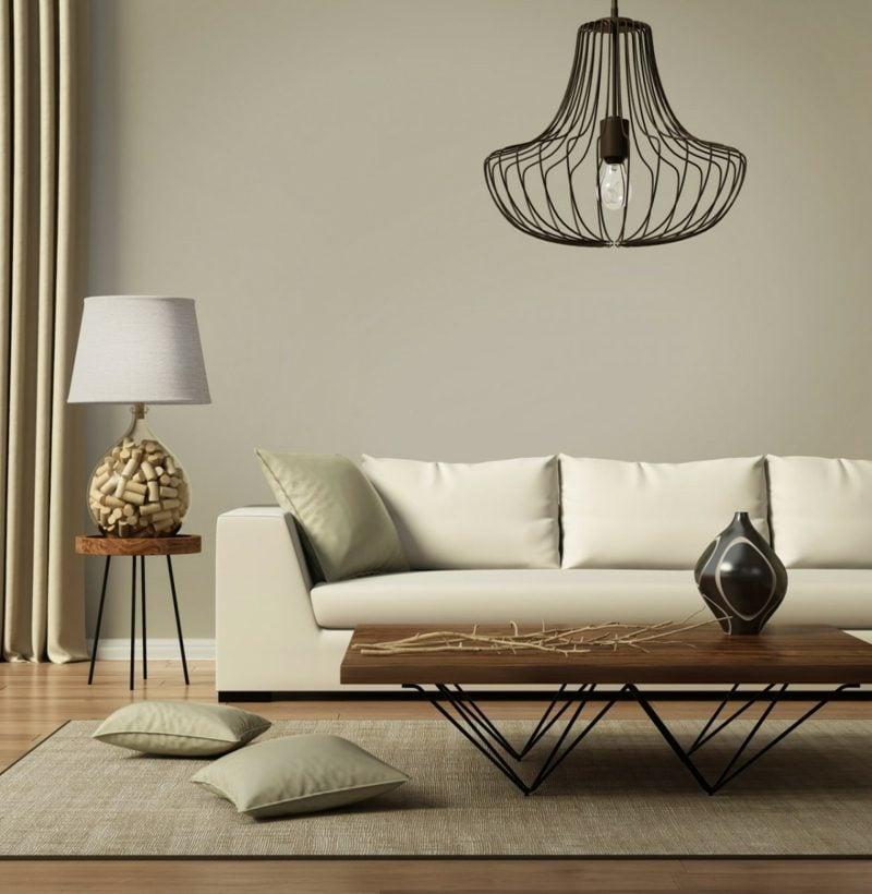 skandinavisch wohnen wohnzimmer eingerichtet freshme
