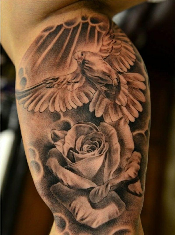 tauben tattoo
