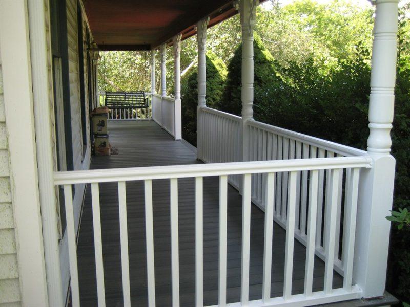 terrassengelander