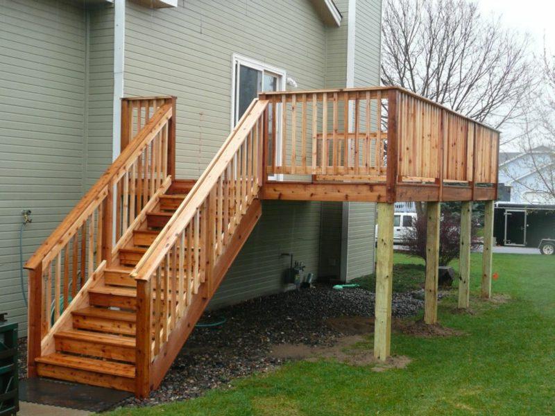 terrassengelander lowes deck railing