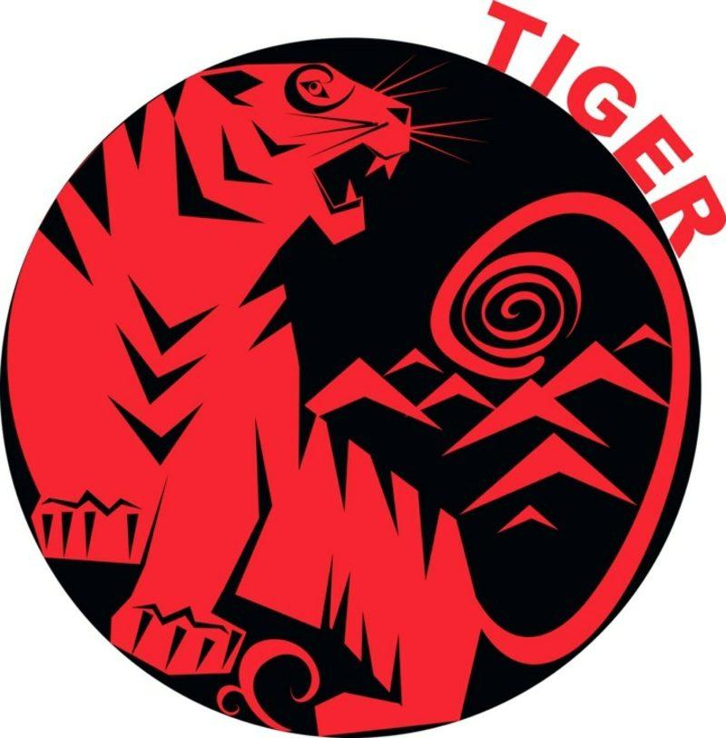 Chinesische Sternzeichen Tiger