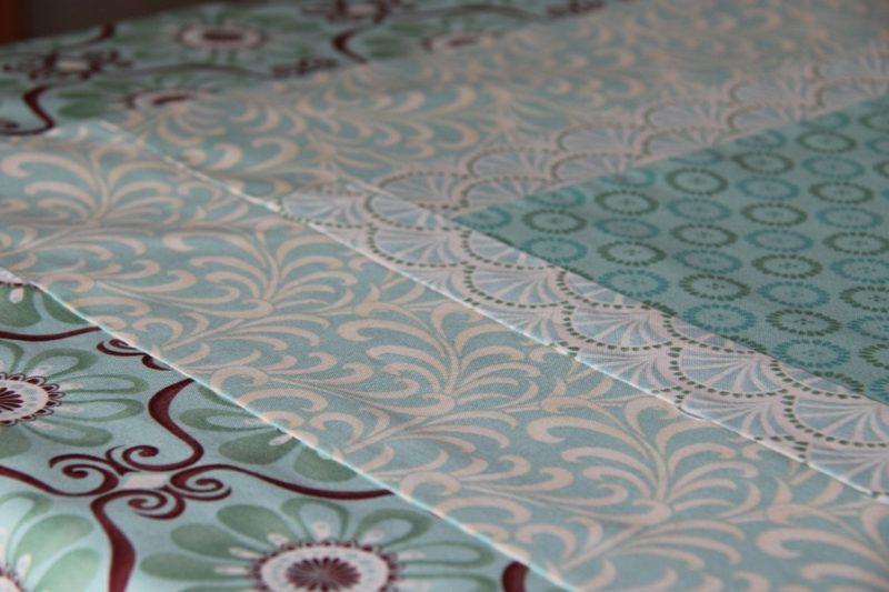tischdecke nahen tablecloth