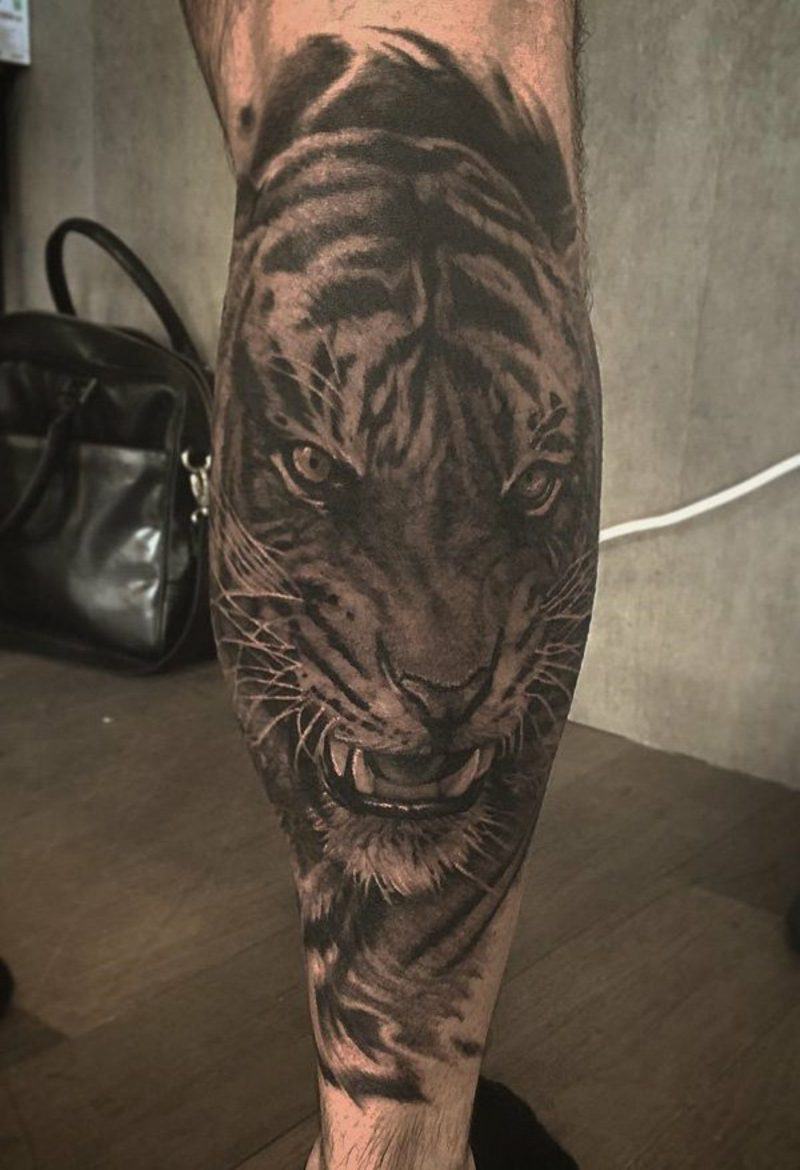 Waden Tattoo Ideen Fur Manner Und Frauen Tattoos Zenideen