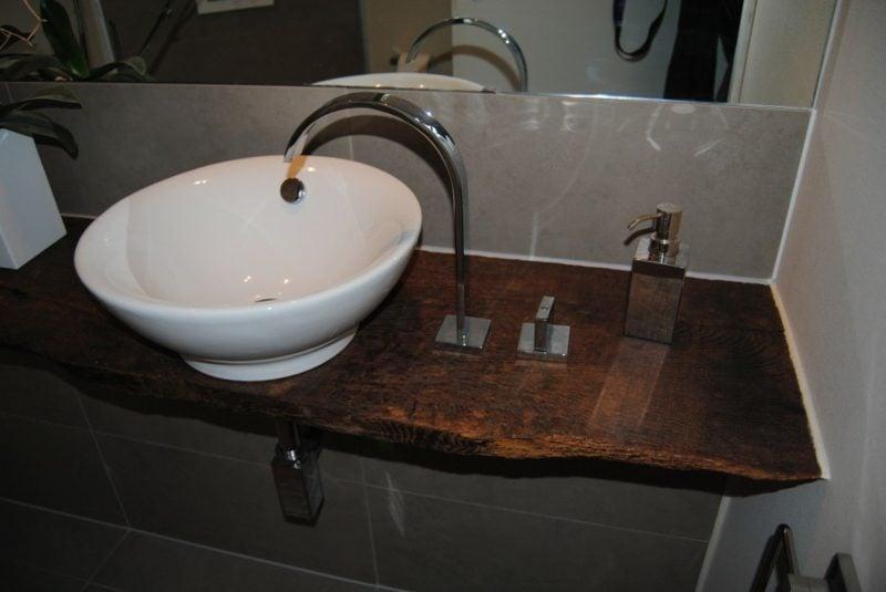 Waschtisch Treibholz