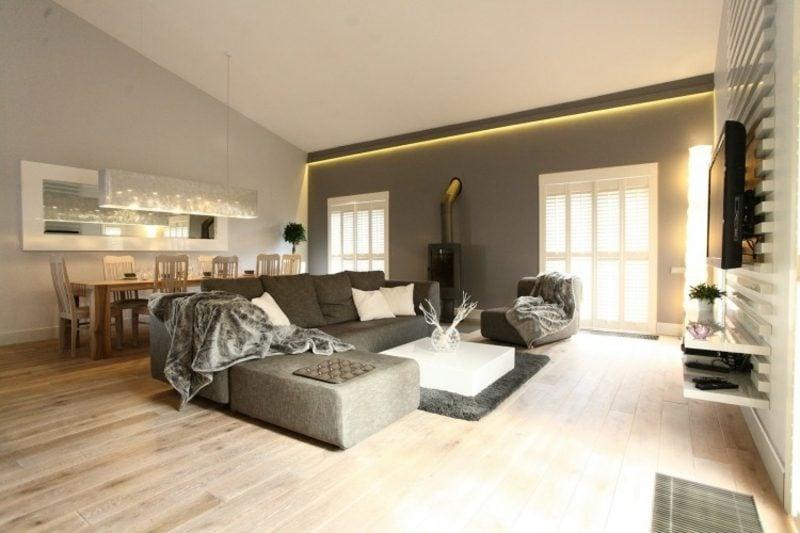 Beleuchtung indirekt Wohnzimmer