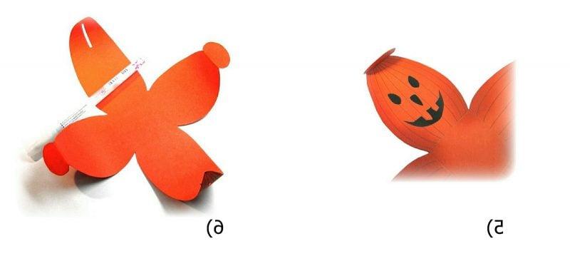 Bastelvorlagen für Halloween Box: Anleitung