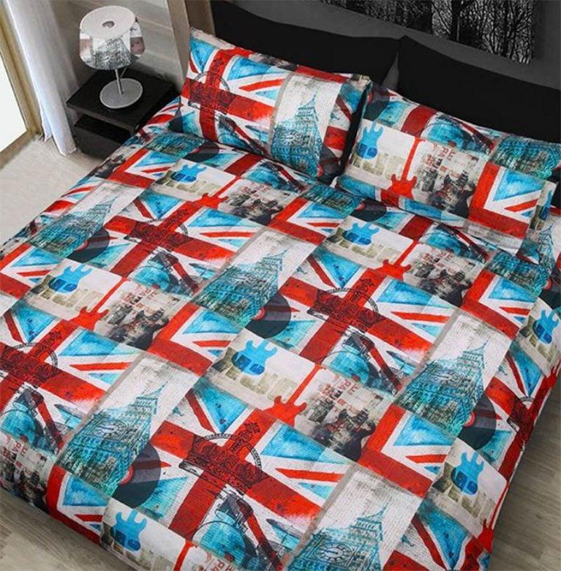 Coole Bettwäsche mit Lieblingsstaaten