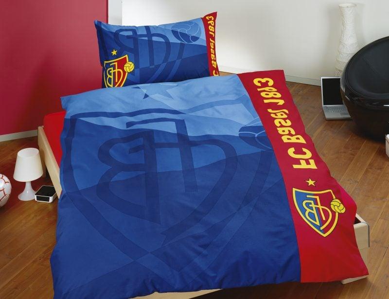 Coole Bettwäsche mit Fußballteam