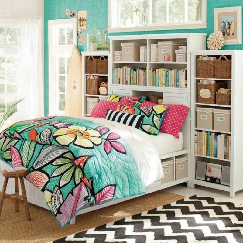 Coole Bettwäsche mit Blumenmotiven