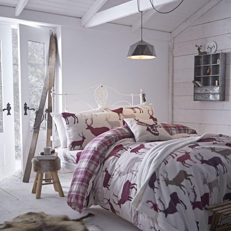 Ein Trend für coole Bettwäsche sind die Tiermotive