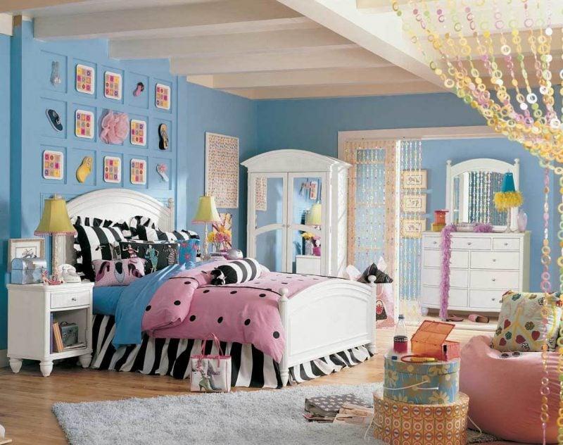 Coole Bettwäsche für Mädchenzimmer