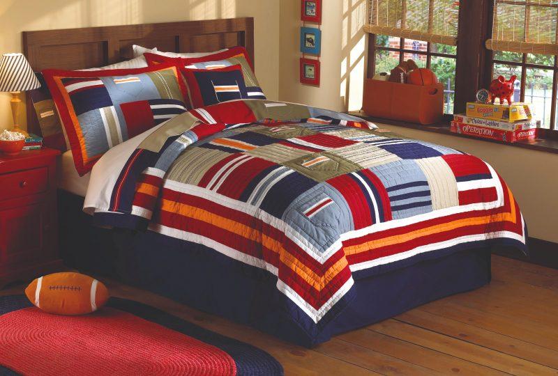 Coole Bettwäsche sind ein wichtiges Teil von Teenager Zimmer