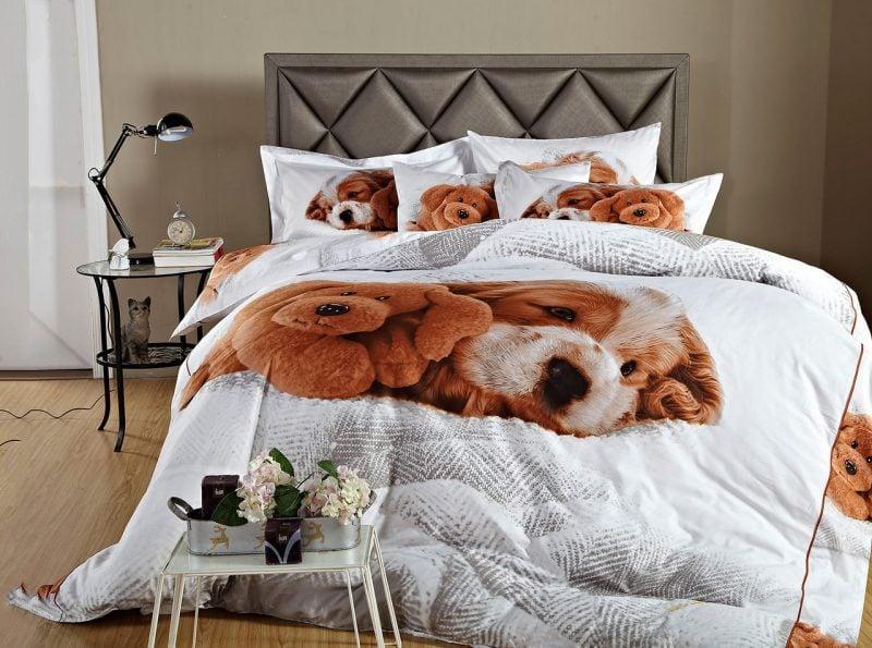 Coole Bettwäsche mit Lieblingstiere