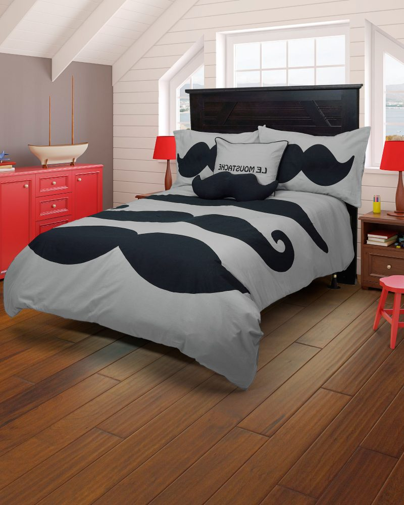 Suchen Sie die neuen Trends wenn Sie coole Bettwäsche auswaehlen