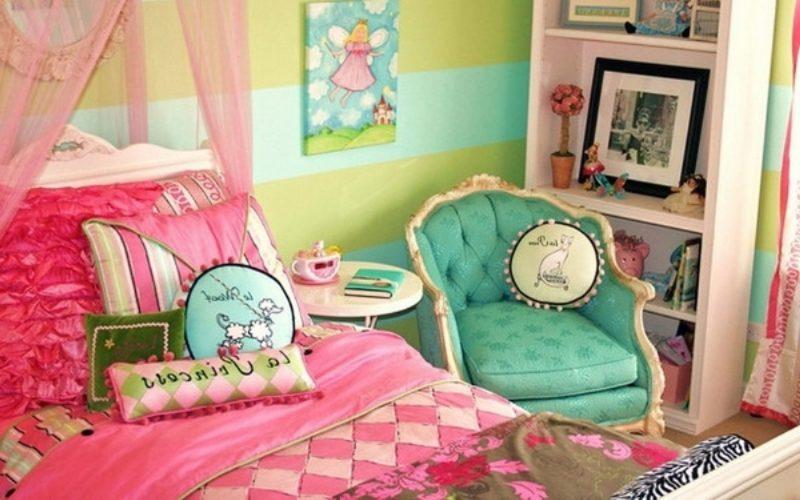 Coole Bettwäsche lassen Ihre Tochter sich als Prinzessin fühlen