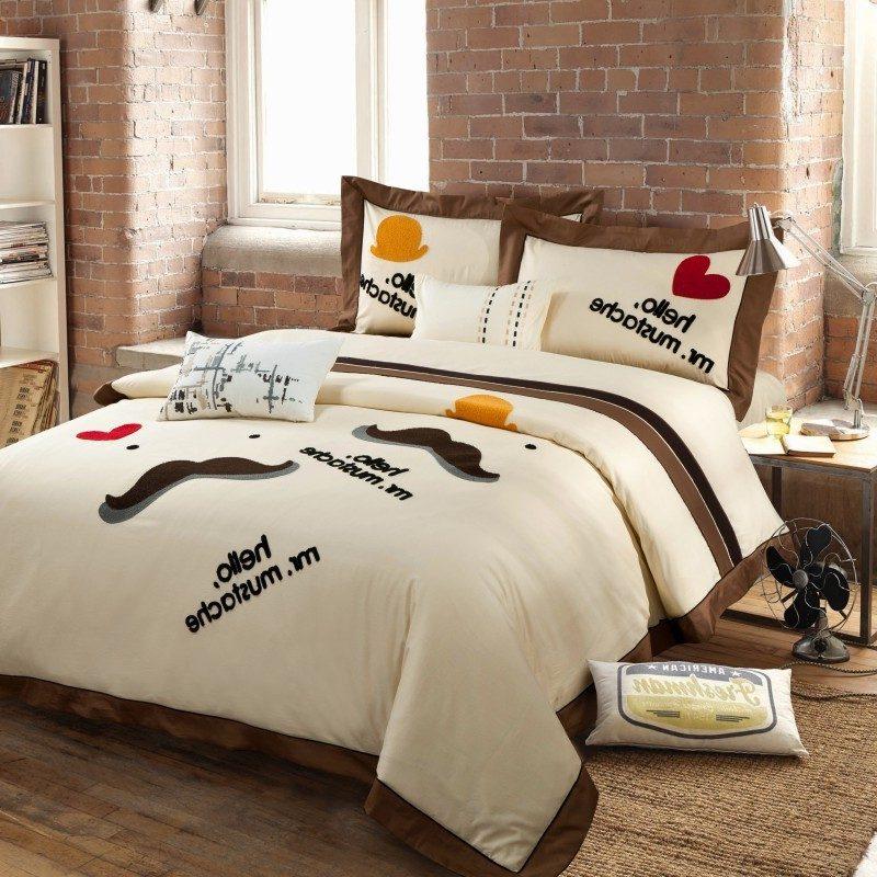 Coole Bettwäsche mit interessanten Sprüchen