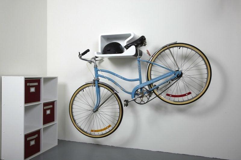 fahrradhalter wand shelfie bike wall mount