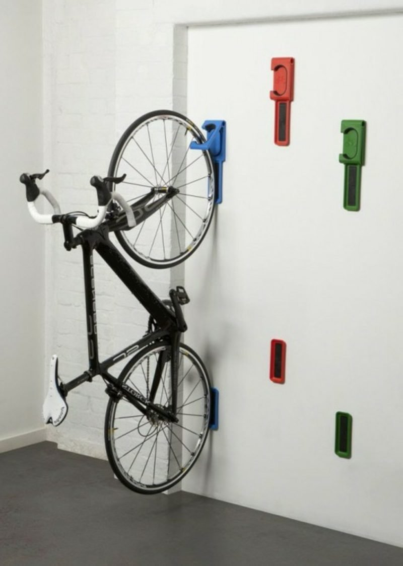fahrradhalter wand bike wall mount