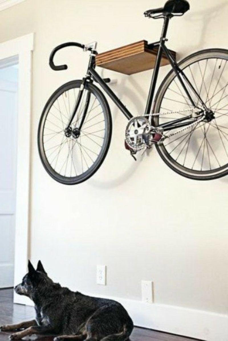 fahrradhalter wand bike wall