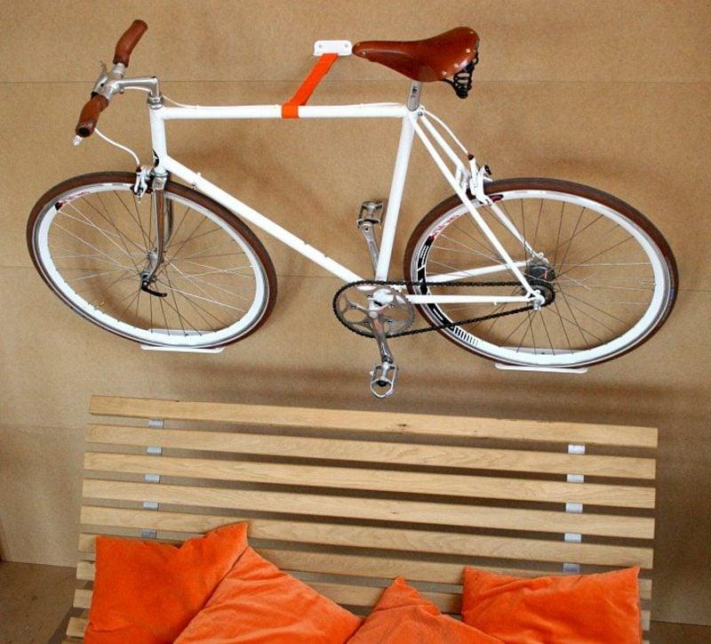 fahrradhalter wand