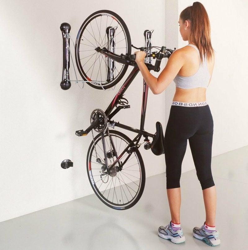 fahrradhalter wand home bike