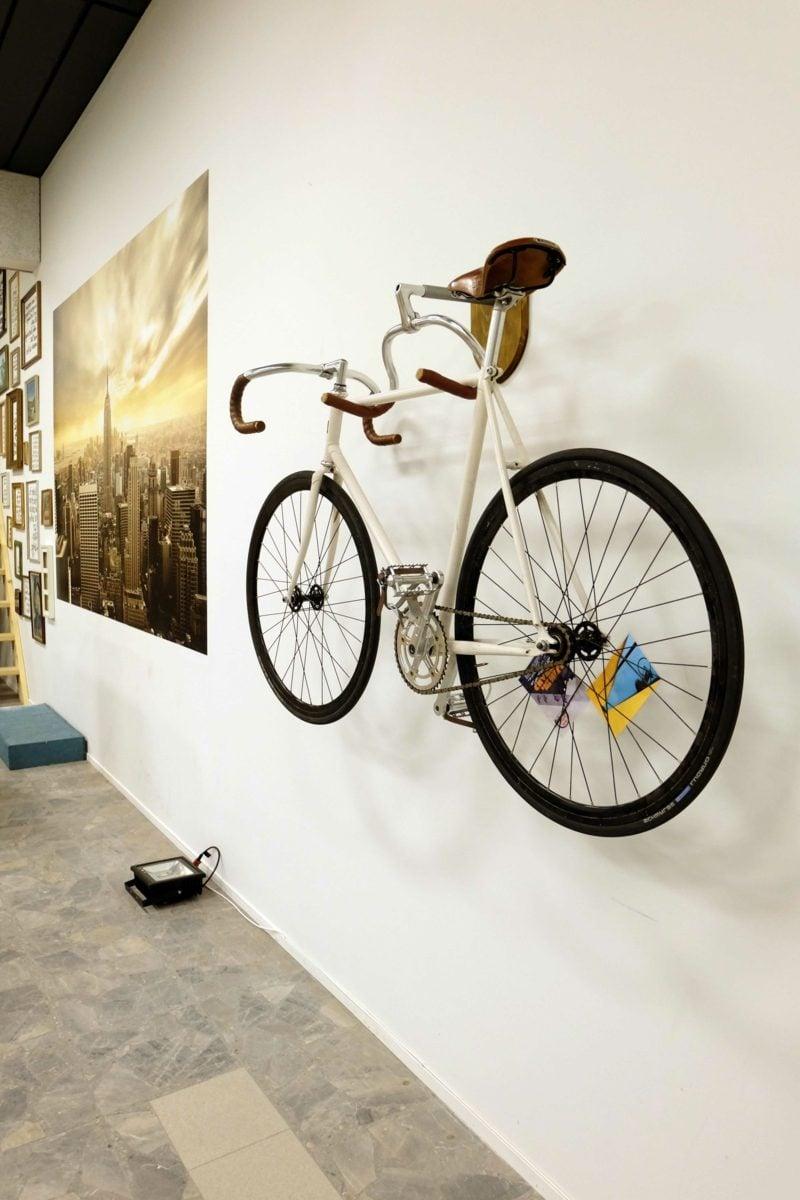 Interessante Ideen Fr Fahrradhalter Wand Deko Amp Feiern