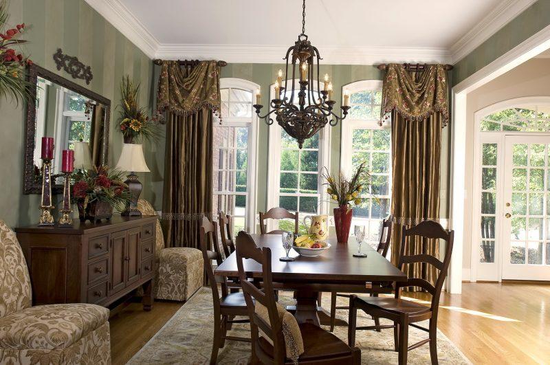 fenstergestaltung 37 ideen f r gardinen trends und. Black Bedroom Furniture Sets. Home Design Ideas