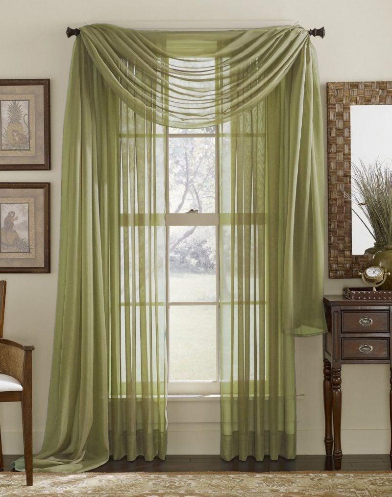 fenstergestaltung 37 ideen f r gardinen trends und farbwahl fenster t ren zenideen. Black Bedroom Furniture Sets. Home Design Ideas