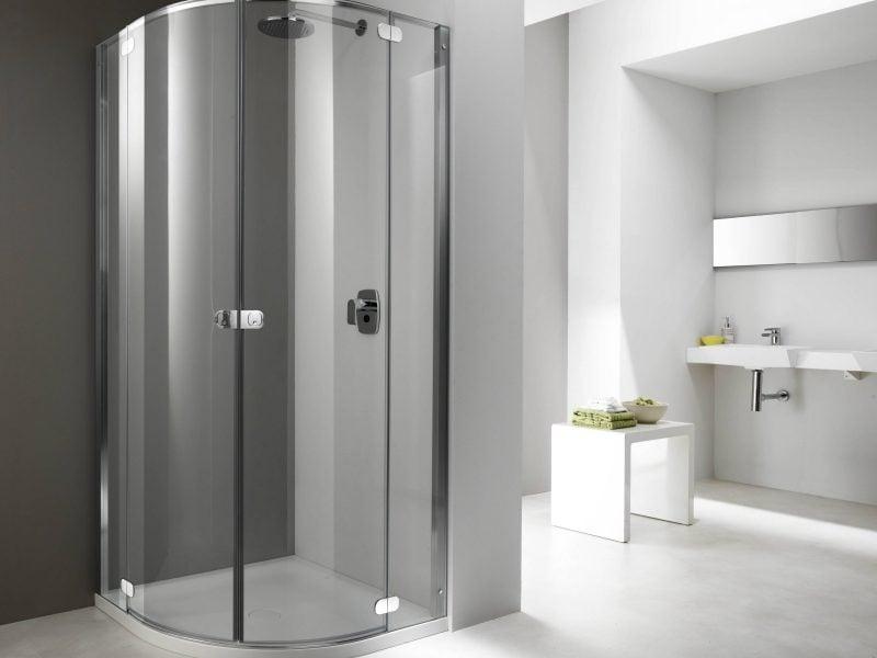 neue trends bei fertigduschen badezimmer zenideen. Black Bedroom Furniture Sets. Home Design Ideas