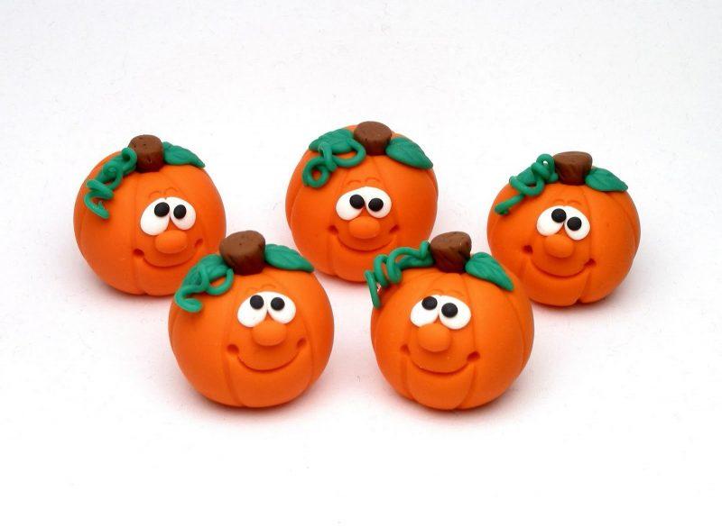 Basteln Sie für Halloween mit unseren kreativen Fimo Ideen
