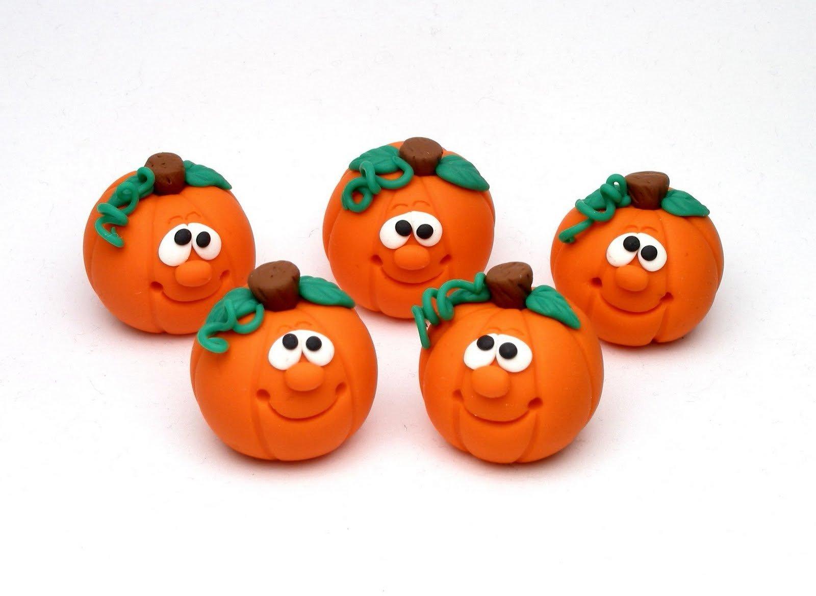 Fimo Ideen für Halloween