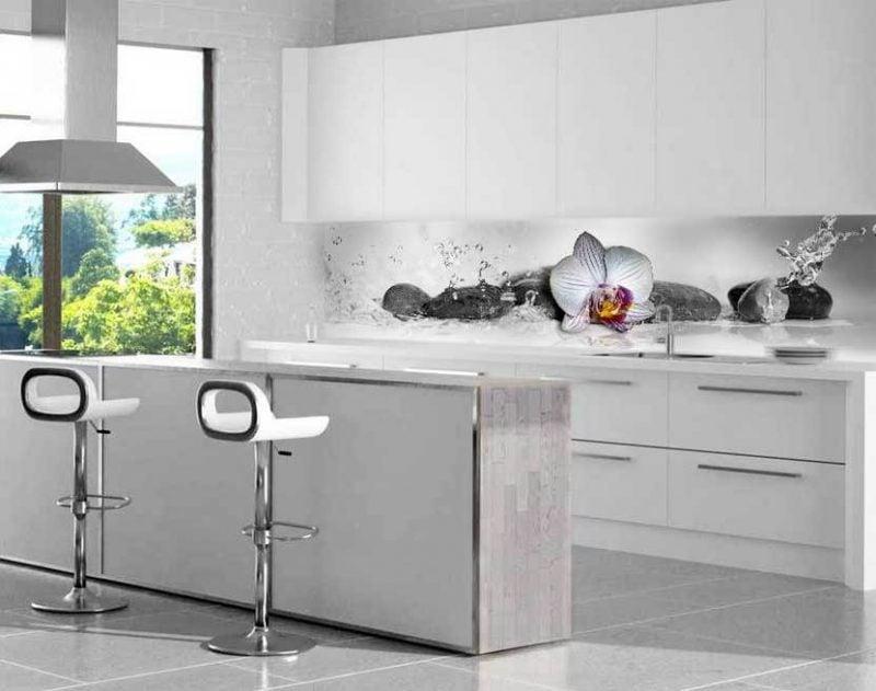 Küchenrückwand Glas Günstig folie küchenrückwand 21 günstige tendenziöse ideen innendesign