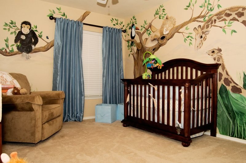 Fototapeten günstig fürs Babyzimmer kaufen